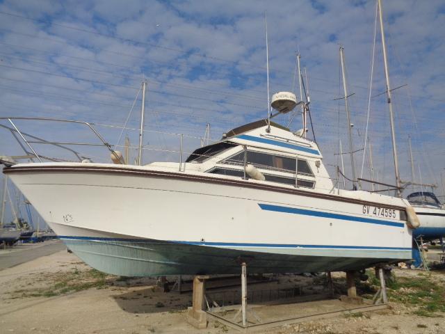 VOILIER CLASSIC « TINTO II » immatriculé MAF14703  Année 1957. Chantier Fairlie Yacht- 12m90 * 2m66- coque en bois- quille en plomb 3.5T